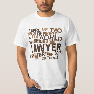 Lawyer Gift T-shirt