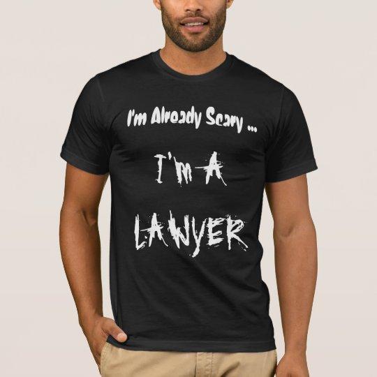 Lawyer Halloween T-shirts