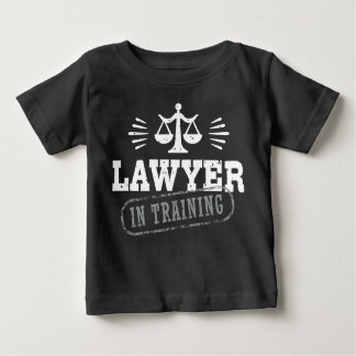 Lawyer In Training Baby T-Shirt