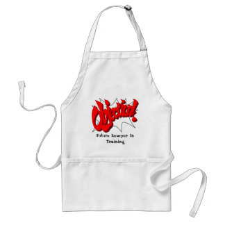 Lawyer In Training - Chefs Apron Standard Apron