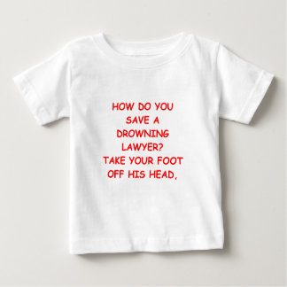 lawyer joke baby T-Shirt