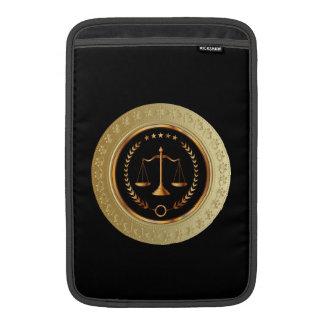 Lawyer / Judge / Scales of Justice - SRF MacBook Air Sleeve
