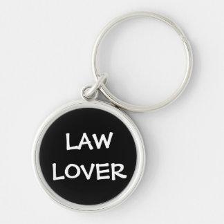 Lawyer Keychain Gift - Nickname - Law Lover