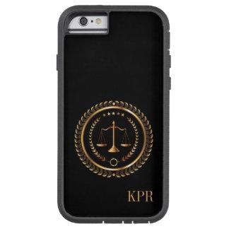 Lawyer, Legal, Judge iPhone 6 case - SRF