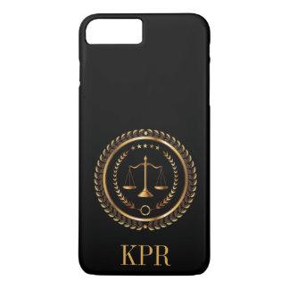 Lawyer, Legal, Judge iPhone 7 case - SRF