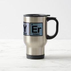 Travel / Commuter Mug with Lawyer design