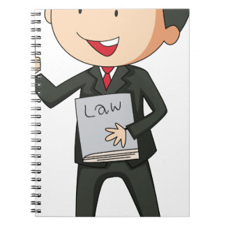Lawyer Notebook