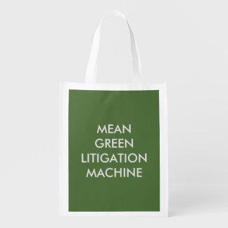 Lawyer Reusable Grocery Bag