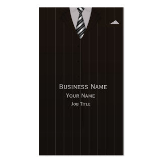 Lawyer s Attorney Business Suit Business Card