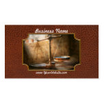 Lawyer - Scale - Balanced law Double-Sided Standard Business Cards (Pack Of 100)