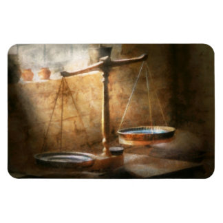 Lawyer - Scale - Balanced law Flexible Magnets