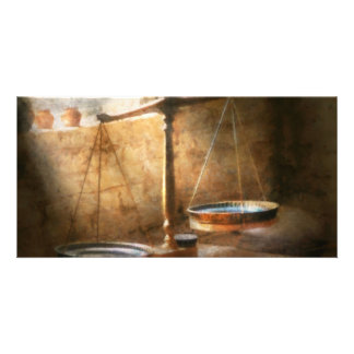 Lawyer - Scale - Balanced law Picture Card