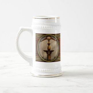 Lawyer - Scale - Fair and Just Beer Stein