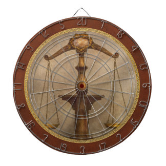 Lawyer - Scale - Fair and Just Dartboards