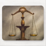 Lawyer - Scale - Fair and Just Mouse Pad