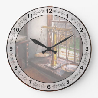 Lawyer - Scales of Justice Wall Clocks
