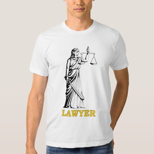 LAWYER T SHIRT