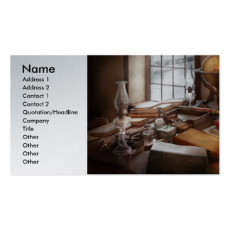 Lawyer - The Adventurer Double-Sided Standard Business Cards (Pack Of 100)