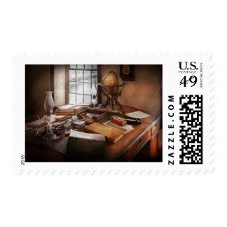 Lawyer - The Adventurer Postage