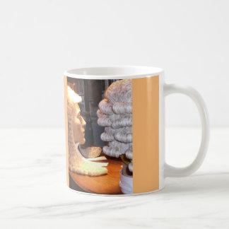 """Lawyers/Barristers in English Wigs"" Coffee Mug"