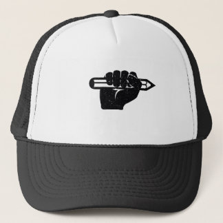 Lawyers can't draw ! trucker hat
