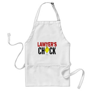 Lawyer's Chick Aprons