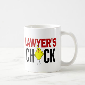 Lawyer's Chick Coffee Mug