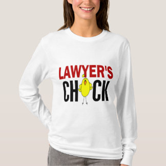 Lawyer's Chick T-Shirt
