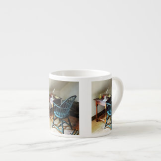 Lawyer's Desk Espresso Cup