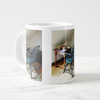 Lawyer's Desk Giant Coffee Mug