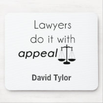 Lawyers do it with mouse pad