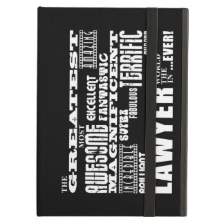 Lawyers : Greatest Lawyer iPad Air Cover