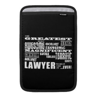 Lawyers : Greatest Lawyer MacBook Air Sleeves