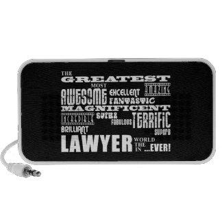 Lawyers : Greatest Lawyer Notebook Speaker