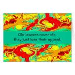 lawyers humor card