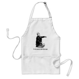 Lawyers - If at first you don't succeed, sue again Apron