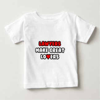 Lawyers Make Great Lovers Baby T-Shirt