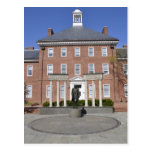 Lawyer's Mall, Annapolis, Maryland Post Card