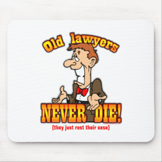 Lawyers Mouse Pad