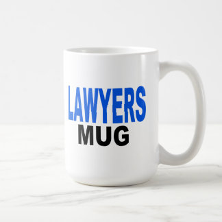 Lawyers Mug, gift Coffee Mug