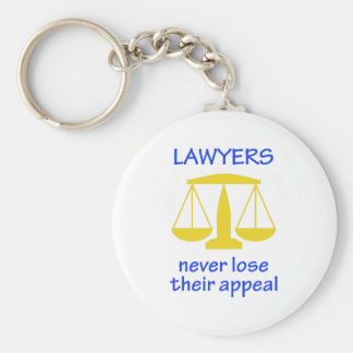 Lawyers Never Lose Their Keychains