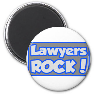 Lawyers Rock! Magnet