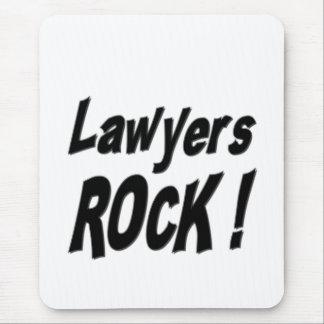Lawyers Rock! Mousepad