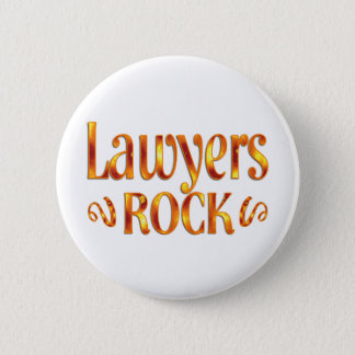 Lawyers Rock Pinback Button