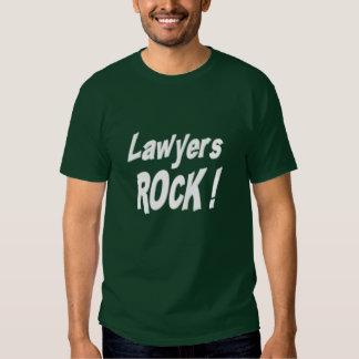Lawyers Rock! T-shirt