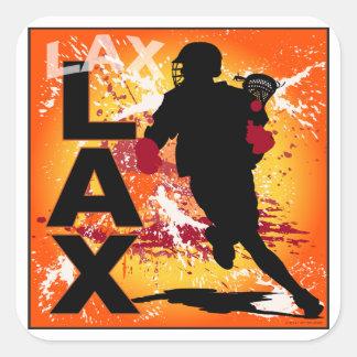 lax3 square sticker