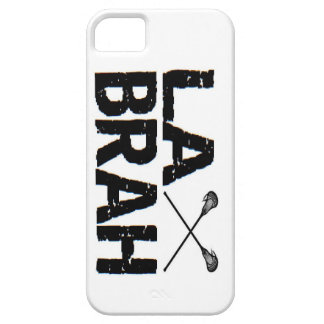 LAX BRAH lacrosse iPhone 5 Covers
