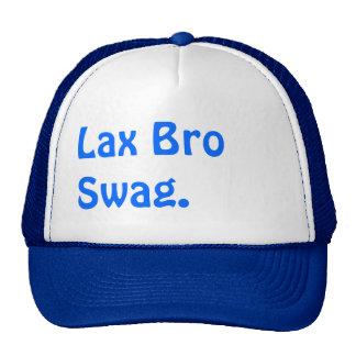 Lax Bro Swag Trucker Hat