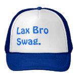 Lax Bro Swag Trucker Hats