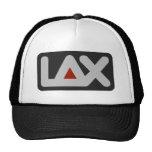 LAX Logo Hats
